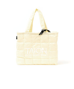 TAION: ダウントートバッグ