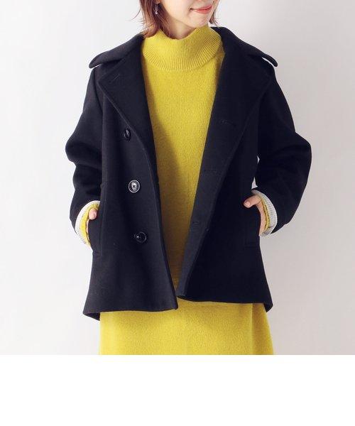 SHIPS any: standard Pコート<WOMEN>