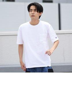 【SHIPS別注】Champion: マーセライズドコットン リラックスフィット Tシャツ