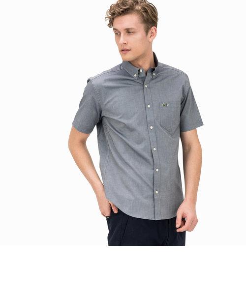 レギュラーフィット シャツ (半袖)
