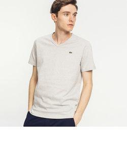 ベーシックVネックTシャツ (半袖)