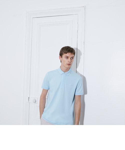 レギュラーフィット ストレッチ パリポロシャツ (半袖)