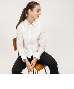 W DFTオックスシャツ長袖