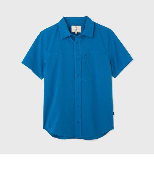 ドットエアハイクシャツ半袖