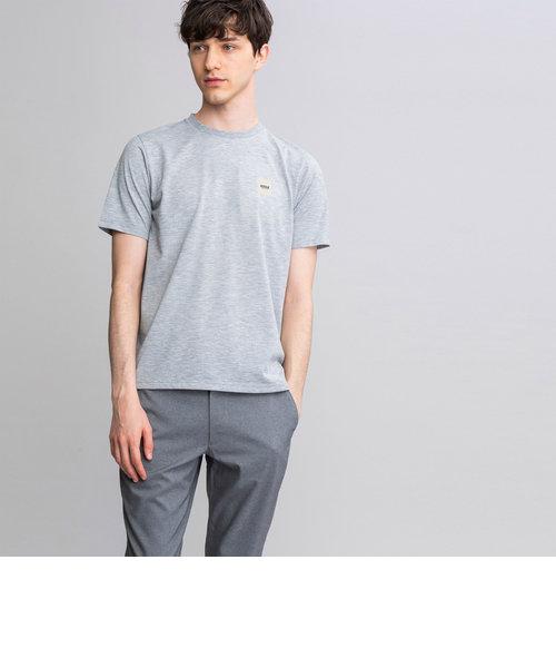 吸水速乾 ドライミックス ロゴ Tシャツ