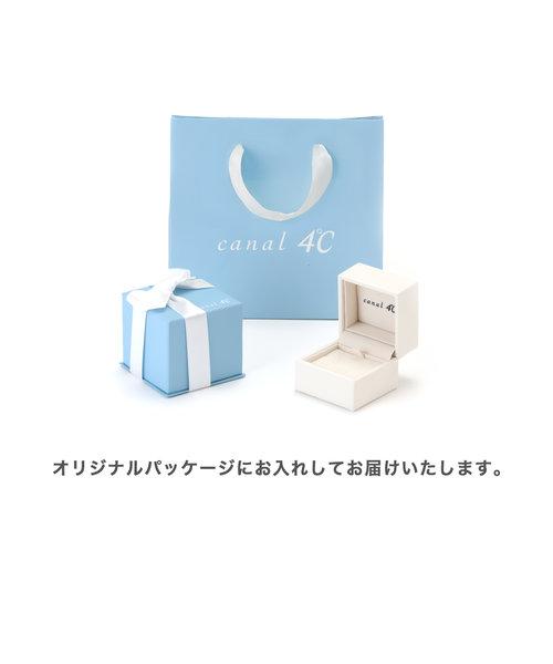 【3月誕生石】K10ピンクゴールドピアス