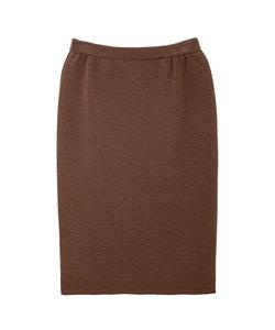 ニットアップスカート