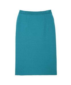 クロスニットタイトスカート