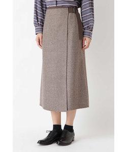 ◆リバーラップスカート