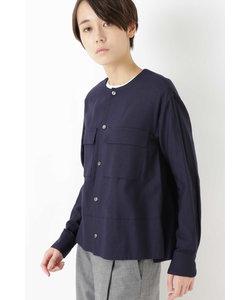 [WEB限定] PULETTE ダブルポケットシャツ