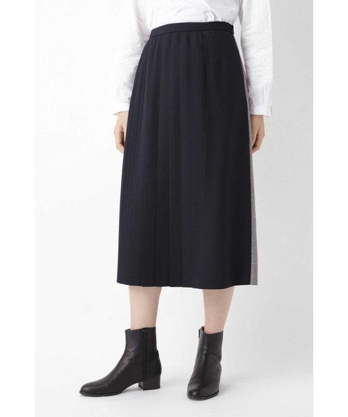 ビエラプリーツスカート