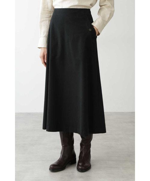 ◆ライトモールスキンスカート
