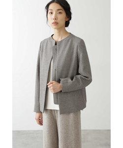 ◆≪Japan Couture≫無染色ウールブルゾン