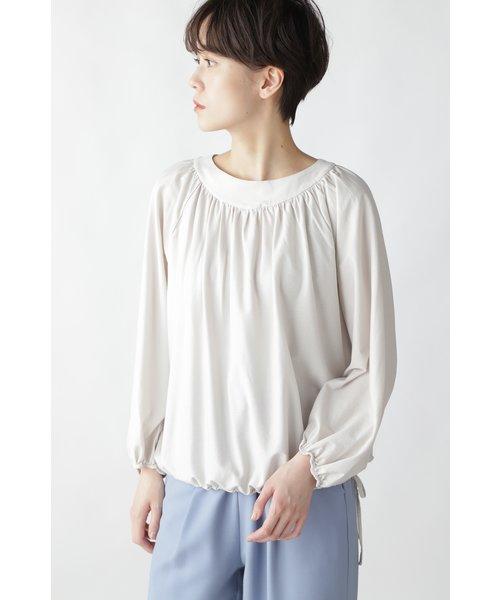 ◆セルロース綿ツイルプルオーバー