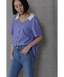クレリックデザインシャツ