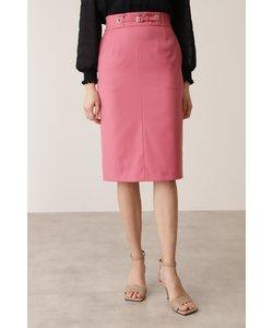◆ハトメベルトデザインスカート