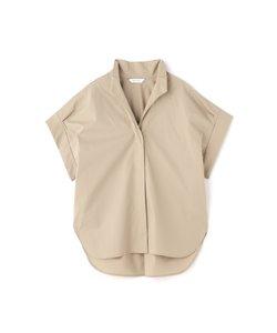 ◆スタンドハーフスリーブシャツ