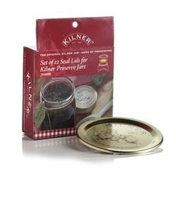 KILNER(キルナー) Preserve Jar Lid Seals φ68×2[mm]