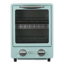 Toffy(トフィー)オーブントースター ブルー