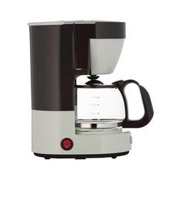 Toffy(トフィー)4カップコーヒーメーカー ホワイト