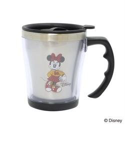 Disney (ディズニー) コレクションⅡステンレスマグ ミニーマウス