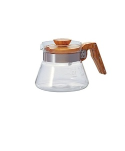 HARIO(ハリオ) コーヒーサーバー オリーブ 600ml VCWN-60-OV