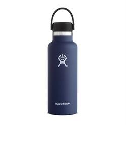 Hydro Flask (ハイドロフラスク) HYDRATIONステンレスボトル SM 18オンス(532ml)  ブルー