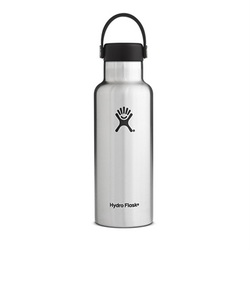 Hydro Flask (ハイドロフラスク) HYDRATIONステンレスボトル SM 18オンス(532ml)  ステンレス