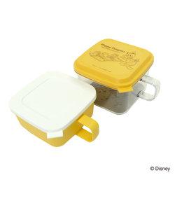 Disney (ディズニー) Happy Campers /サラダランチBOX YE