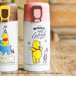 Disney (ディズニー) Honey smile cafe ワンタッチステンレスボトル 350ml PK