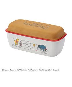 Disney (ディズニー) Honey smile cafe 長角ランチBOX WH