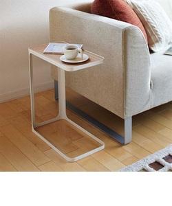 frame (フレーム) サイドテーブル ホワイト