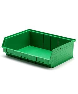 Fami (ファミ) プラスチックコンテナ L グリーン