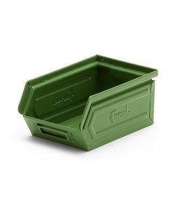 Fami (ファミ) スチールコンテナ 1L グリーン
