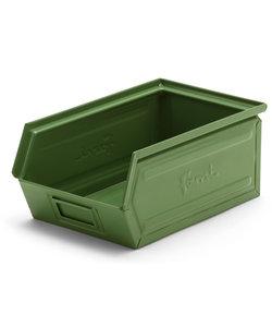 Fami (ファミ) スチールコンテナ 9.4L グリーン