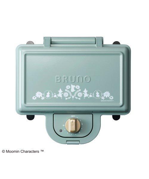 BRUNO (ブルーノ) ムーミン ホットサンドメーカー ダブル