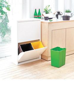 4リサイクルダストボックス (ホワイト)