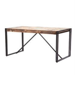 d-Bodhi (ディーボディ) FERUM INDUSTRIAL DINING TABLE 1500