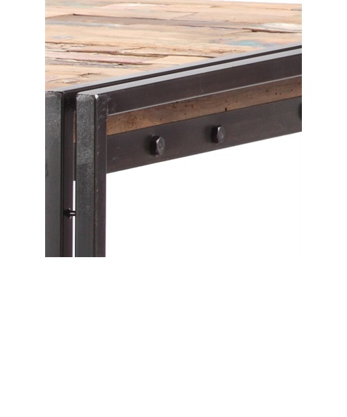 d-Bodhi (ディーボディ) FERUM INDUSTRIAL DINING TABLE 1300