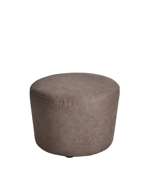 SECTIONAL STOOL LIGHT BROWN