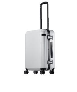 ace. リップルF 外周に沿ったリブが上品なスーツケース 3~5泊のご旅行向け キャスターストッパー機能付き 05552