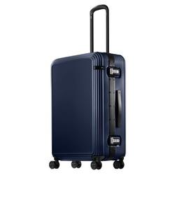 ace. リップルF 外周に沿ったリブが上品なスーツケース 1週間程度のご旅行向け キャスターストッパー機能付き 05553