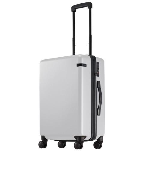 ace. コーナーストーンZ ジッパータイプ スーツケース 55リットル 4~5泊程度のご旅行に 06232