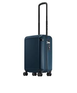 ace. リップルZ ジッパータイプ スーツケース 35リットル 機内持込サイズ キャスターストッパー/ワイヤーロック搭載 2~3泊の旅行に  06241