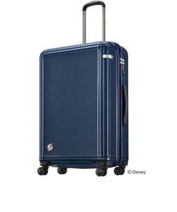 """ace. ラティスZ スーツケース 限定 Disneyスーツケース  ミッキー&ミニー"""" 81リットル  1週間~10泊程度のご旅行向きスーツケース 06253"""