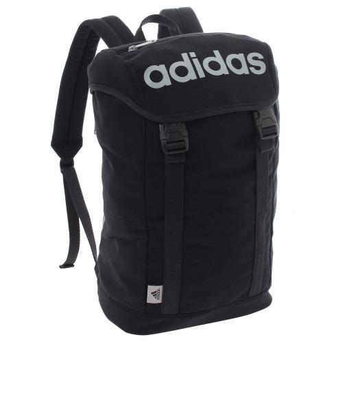 adidas/アディダス バックパック スウェット素材 フラップタイプ 16リットル 47424