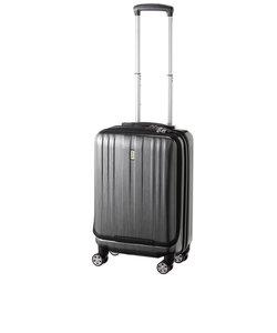 ACE/エース トランジット 機内持込サイズ フロントポケット付 ジッパータイプスーツケース 2~3泊程度の旅行や出張に 31リットル 06033