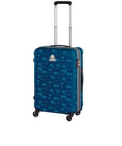 World Traveler/ワールドトラベラー ブランド10周年記念 『ハローキティ』 コラボスーツケース 51リットル 3~5泊程度のご旅行向きスーツケース 06322