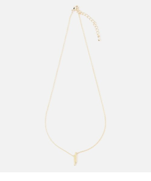 T/C TWOLINE NECKLACE