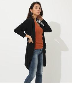 ICE CLEAN LOOSE CARDIGAN